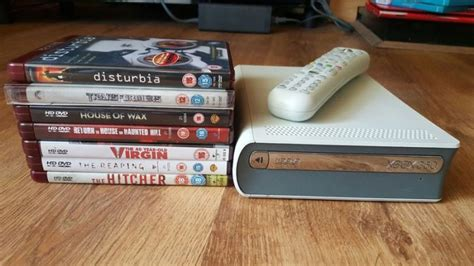 Dvd Second Xbox360 Ori Facebreaker xbox 360 hd dvd player hd dvds for sale in shannon clare