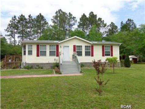 homes for sale 3 bedroom 2 bath 3 bedroom 2 bath double wide on 2 acres in panama city fl