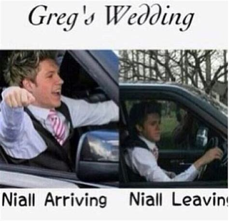 Wedding Crashers You I M Upset by Poor Horan Family So Sorry To Nialler And Especially