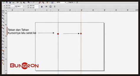 Ukuran Layout Brosur | desain layout brosur tri fold bungron