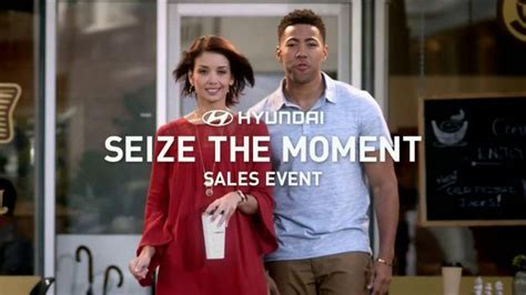 who is the actress in hyundai seize the moment commercial hyundai seize the moment sales event tv spot sedan combo