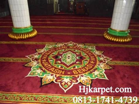 Jual Karpet Bandung jual karpet masjid dibandung termurah hjkarpet