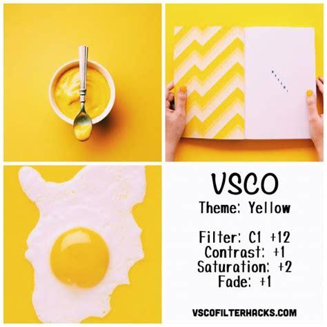 yellow instagram feed  vsco filter   good