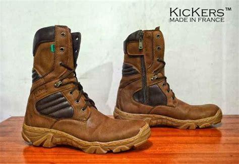 Sepatu Boot Karet Loreng jaketpilot