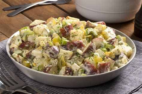 Canadian Potato by Great Canadian Potato Salad Recipe List Salewhale Ca