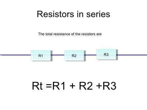 resistor ppt resistors in series questions 28 images fluid dynamics what is the aperture in the hydraulic