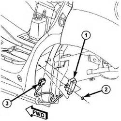 Jeep Compass Tire Pressure Repair Guides Tires Wheels Tire Pressure Monitor