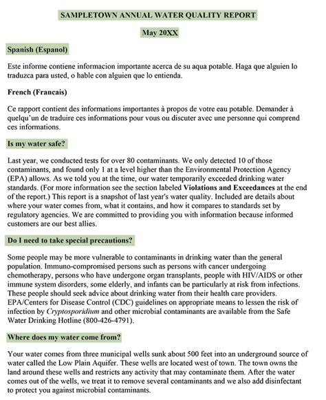 preface sle for report sle introduction for school annual report 28 images