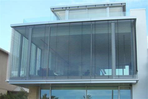 External Venetian Blinds Melbourne Warema Sun Shading Systems Sun Light Warema Dingley