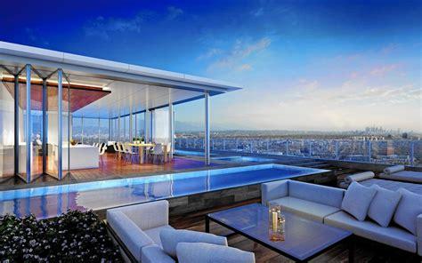 Luxury Kitchen by Unbuilt Paparazzi Proof Penthouse Sells For 50 Million