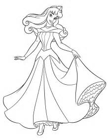 disney princess sleeping beauty aurora coloring amp coloring pages