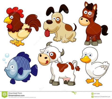animal clipart farm cliparts