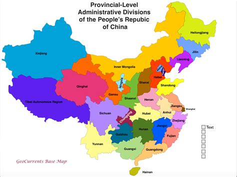 province map customizable maps of china and india geocurrents