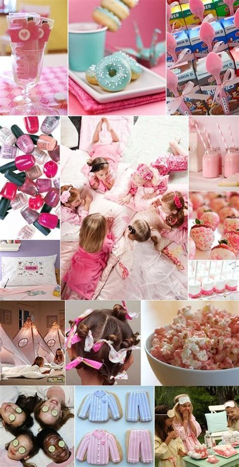 themes for a girl slumber party girls sleepover ideas sleepover ideas pinterest