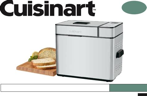 bread machine kitchen handbook the most of your bread machine s potential including more than 150 step by step recipes books cuisinart bread maker cbk 100 user guide manualsonline