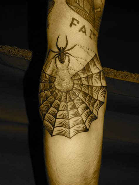 spider web on elbow tattoo 20 tattoos designs ideas magment