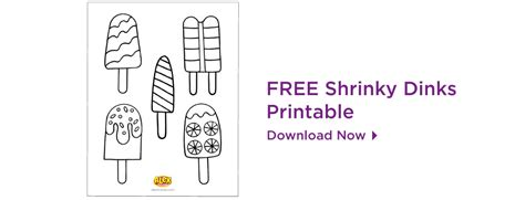 shrinky dink printable templates shrinky dinks popsicle printable alexbrands