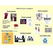 Puppets And Props Motivation In Mfl