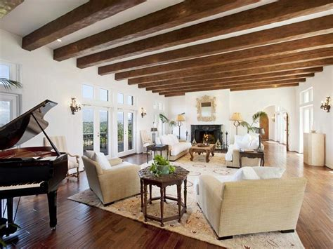 Wood Ceiling Beam by Ceiling Beams Interior Design