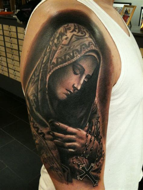 virgin mary tattoo tattoos3d tattoos