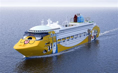 cartoon boat waves cartoon network wave cruise with your favourite cartoon