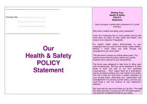 Health Safety Statement Template by Privacy Act Statement Usmc Template Best Template Collection