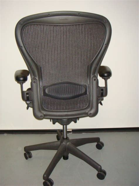 Aeron Chair Size C by Herman Miller Aeron Chair Size C Used Office Furniture