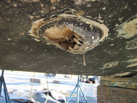 boat propeller electrolysis galvanic corrosion one of the biggest enemies of boats