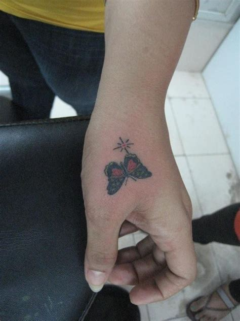 small tattoo on the hand 40 cute and attractive small hand tattoo designs that will