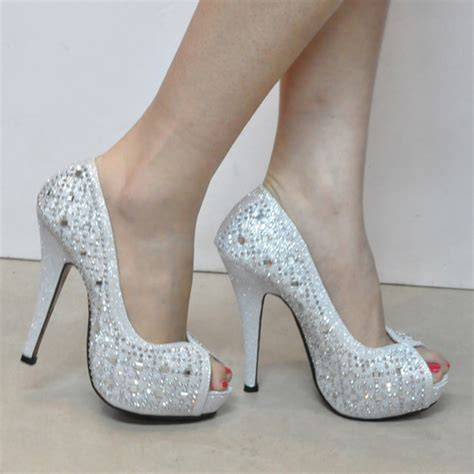 silver comfortable heels comfortable silver heels fs heel