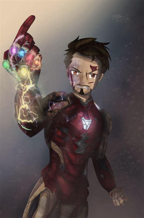 iron man endgame background paul alvin