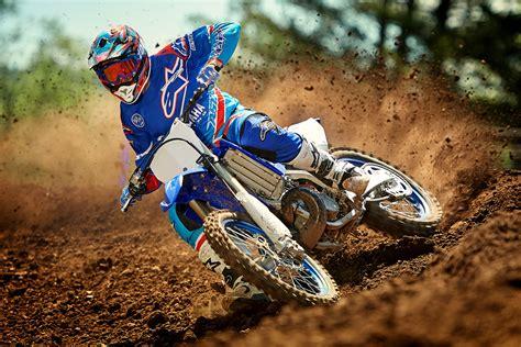 yamaha yz models motocross feature