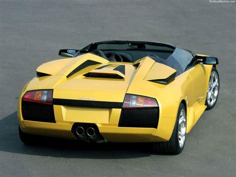Picture Of Lamborghini Murcielago Autos Deportivos Lamborghini Murcielago Roadster Analisis