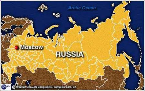 Moscow On World Map by Maps World Map Moscow