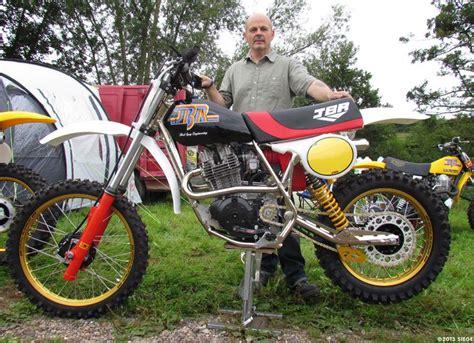 classic motocross bikes vintage motocross honda motocross pinterest