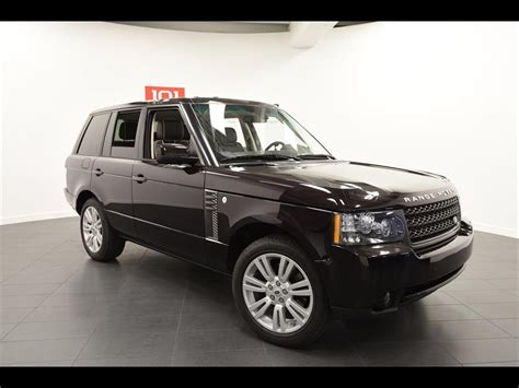 range rover financing 2011 land rover range rover hse financing available