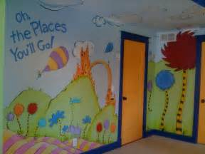 dr seuss wall murals meme hill studio dr seuss mural quot oh the places you ll go quot