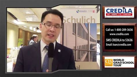 Mba Programs Without Work Experience Canada by Mba Programs Offered At Schulich Business School