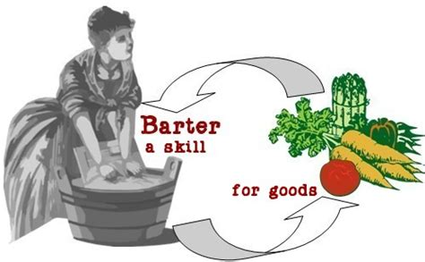 Bartering For Stuff Or Services by Michele Harvey Michele Harvey Certified