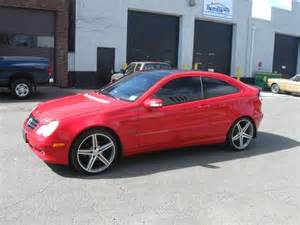 Mercedes C230 Kompressor Coupe For Sale Find Used 2003 Mercedes Amg C230 Kompressor Coupe 2