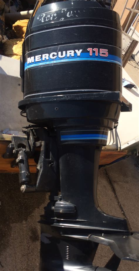 mercury 115 hp outboard pictures to pin on