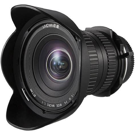 macro lens venus optics laowa 15mm f 4 macro lens for nikon f ve1540n b h