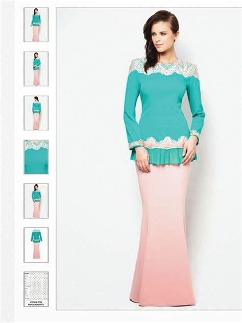 jovian mandagie fesyen raya 2014 koleksi baju jovian koleksi baju raya 2013 design baju