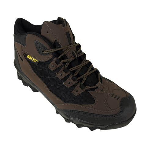 nike walking boots mens mens nike acg tengu mid gtx boot black walking hiking