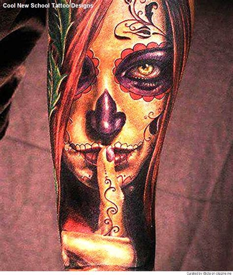 tattoo design new school best new school designs in 2014 a listly list