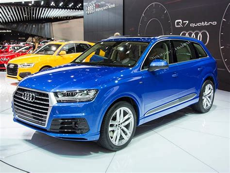 First Pics: Totally redesigned 2016 Audi Q7   Kelley Blue Book
