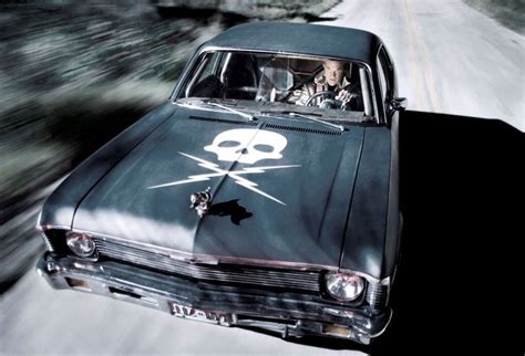 Now's Your Chance To Buy The Chevy Nova From Quentin Tarantino Movie 'Death Proof'