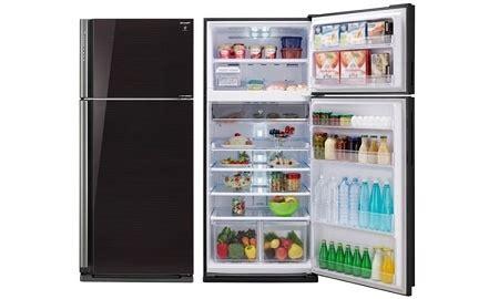 Kulkas J Tech Sharp daftar harga kulkas sharp berdasarkan serinya
