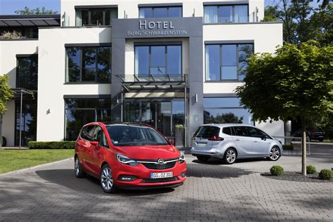 Opel Onstar After 2020 by 2017 Opel Zafira Starts Production In Germany Carscoops