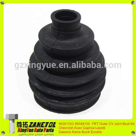 96391553 96588159 auto front driveshaft outer cv joint boot kit for chevrolet aveo captiva